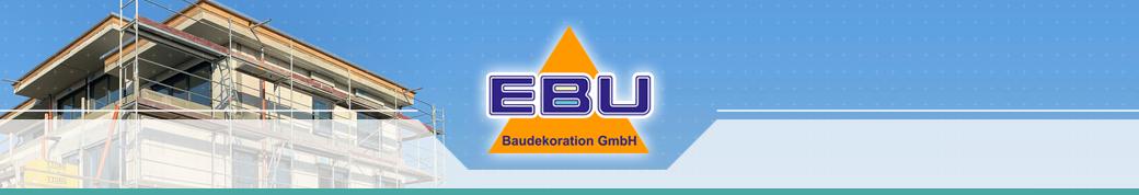 EBU Baudekoration GmbH